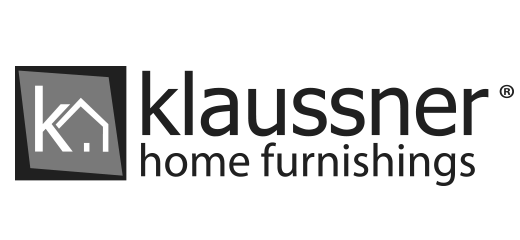 We sell Klaussner Home Furnishings Furniture.