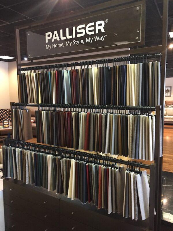 Palliser_leather_fabric selection